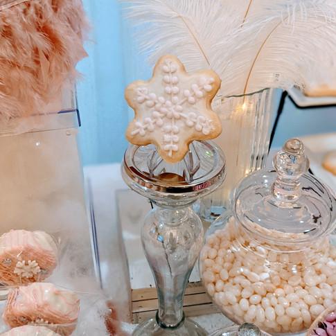 WinterONEderland Dessert Table
