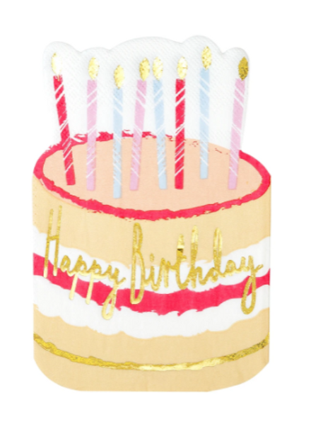 Pastel Birthday Box