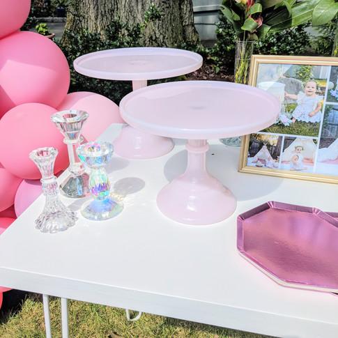 Pretty in Pink 1st Birthday