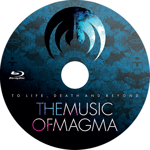 Blu-Ray | To Life, Death, and Beyond - The Music of Magma