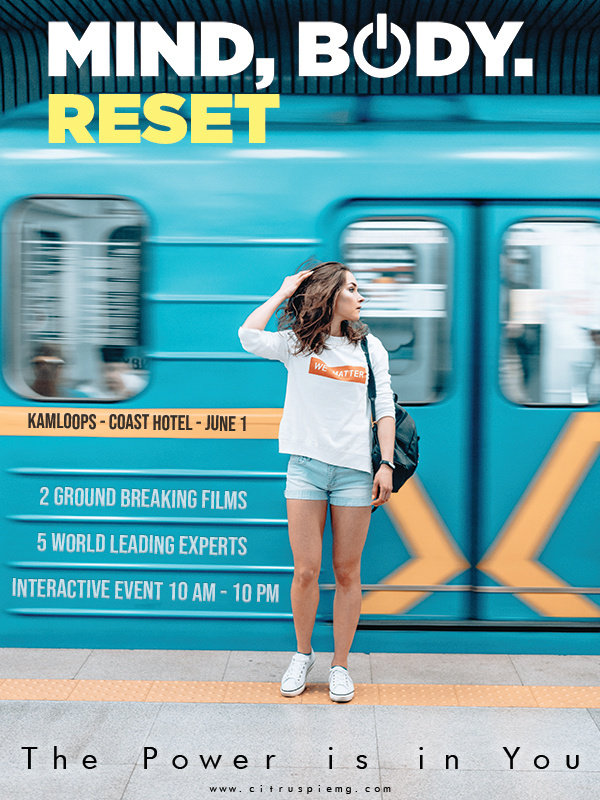 Mind Body Reset - Poster - April 2019 (s