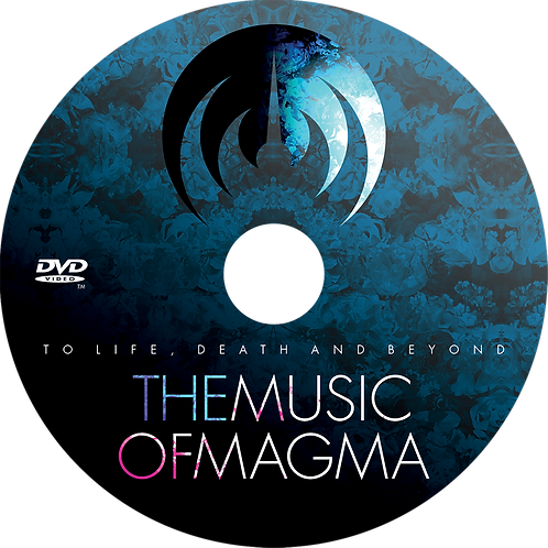 DVD | To Life, Death, and Beyond - The Music of Magma