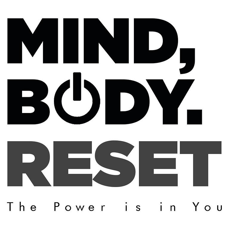 Mind, Body, Reset. Kamloops - Interactive Event - June 1, 2019