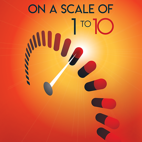 DVD | On A Scale of 1 to 10