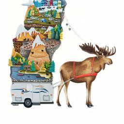 Moose Mountine
