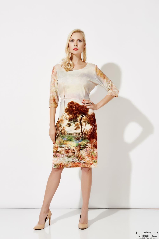 שמלת מארי קטמנדו