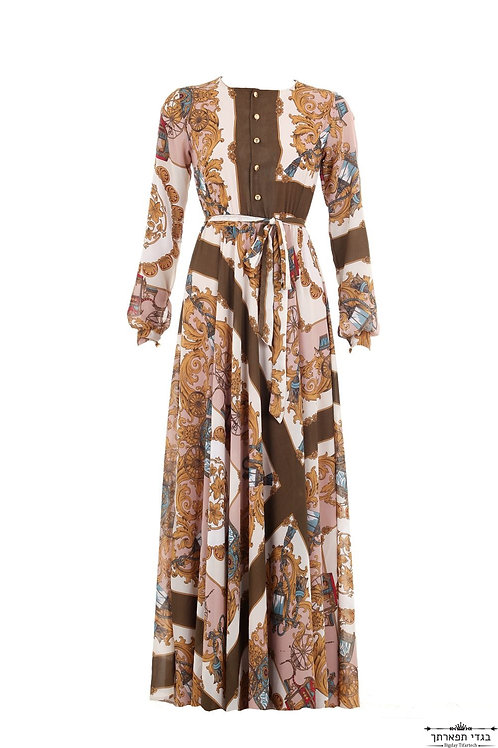 שמלת כרכרות