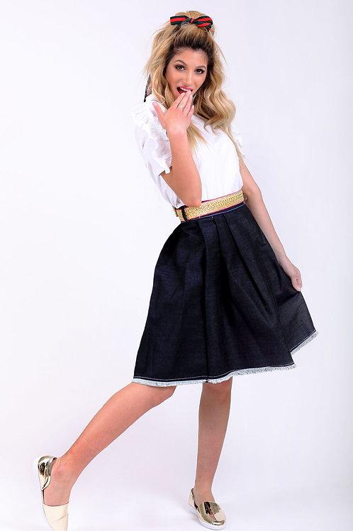 חצאית גינס