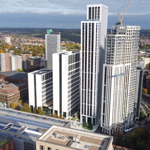 Planning News : Olympian Homes - Arena Point, Leeds