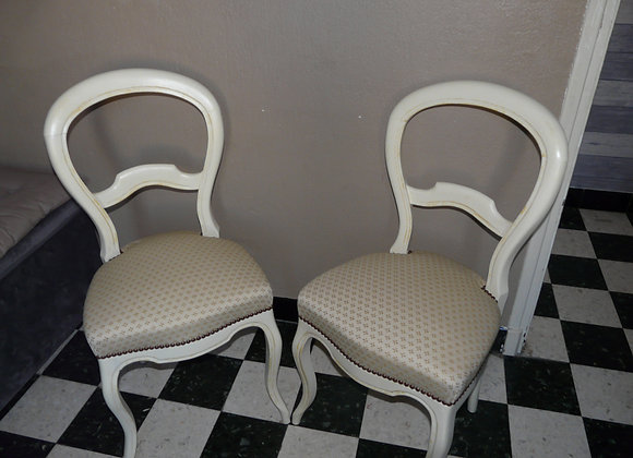 Chaises en Duo