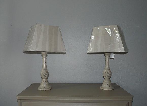 Lampes de chevet en Duo