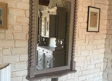 "Miroir de Mme ""C"""