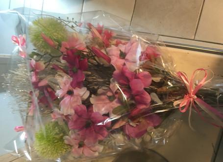 Un Bouquet pour Vania