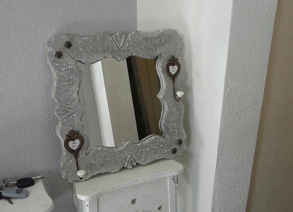 """Miroir """"Porte-Clés"""""""