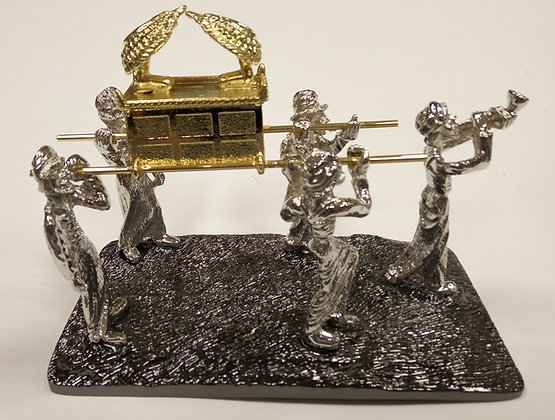 Giant Ark of The Covenant With People Model