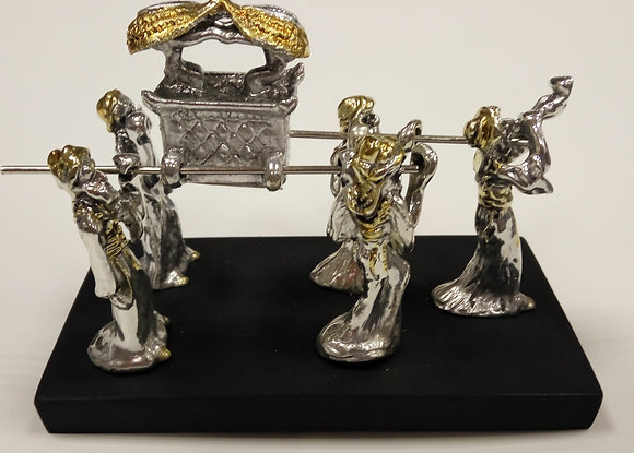 Medium Bearers of The Ark of the Covenant Model