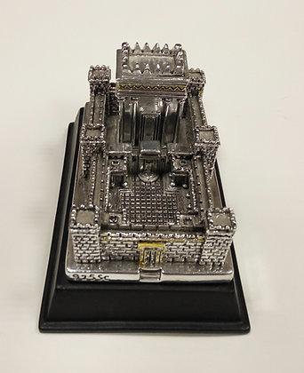 Medium Silver Temple Model