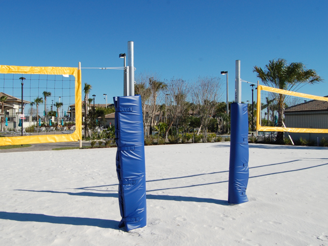 The Oasis Clubhouse - Volleyball