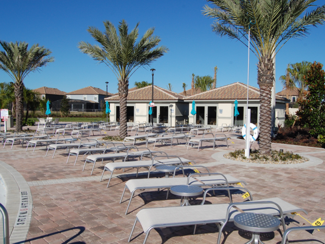 The Oasis Clubhouse - Lounge Chairs