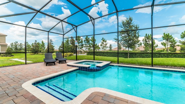www.ChampionsGateFlorida.com Rental Home Pools - 3