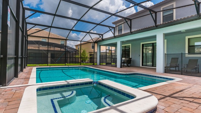 www.ChampionsGateFlorida.com Rental Home Pools - 13