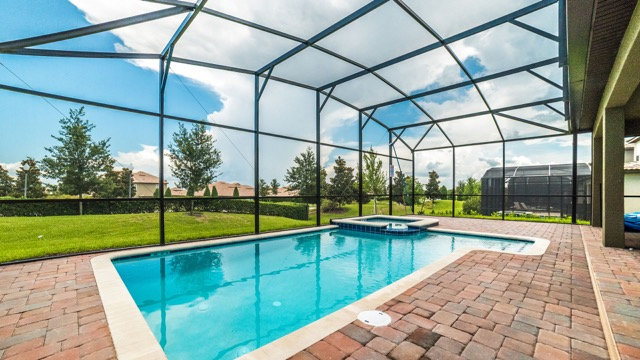 www.ChampionsGateFlorida.com Rental Home Pools - 12