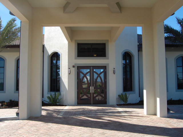 The Oasis Clubhouse - Entrance