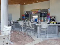 The Oasis Clubhouse - Tiki Bar