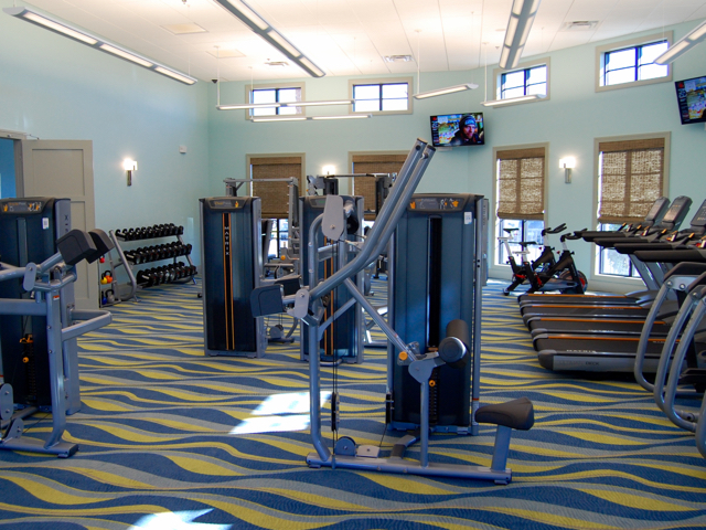 The Oasis Clubhouse - Fitness Center