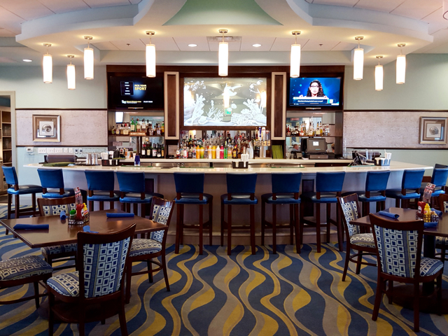 The Oasis Clubhouse - Grille Room