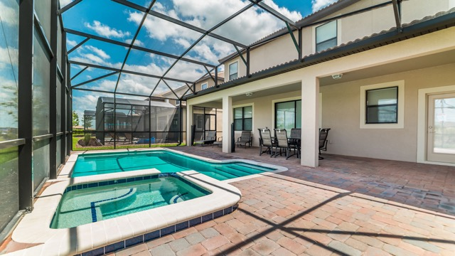 www.ChampionsGateFlorida.com Rental Home Pools - 2