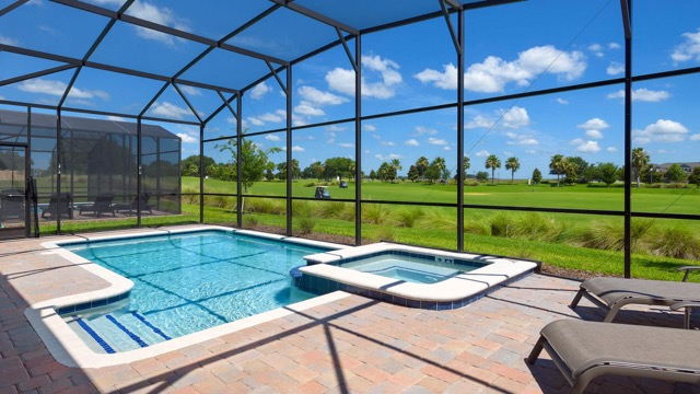 www.ChampionsGateFlorida.com Rental Home Pools - 15