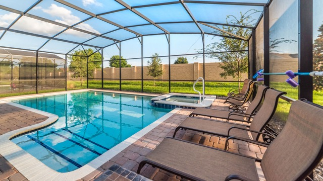 www.ChampionsGateFlorida.com Rental Home Pools - 9