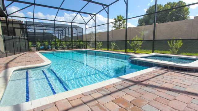 www.ChampionsGateFlorida.com Rental Home Pools - 8