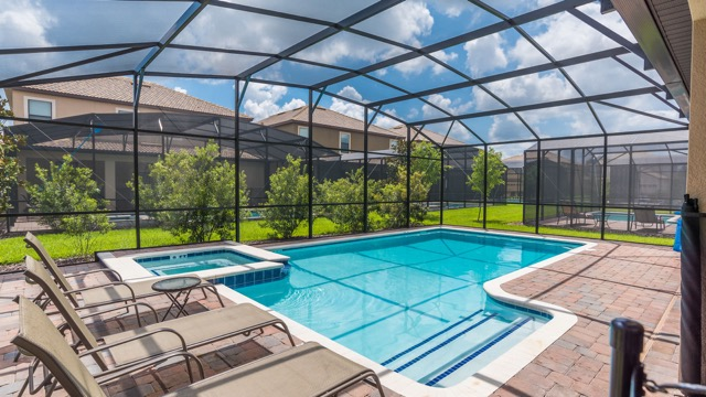 www.ChampionsGateFlorida.com Rental Home Pools - 14