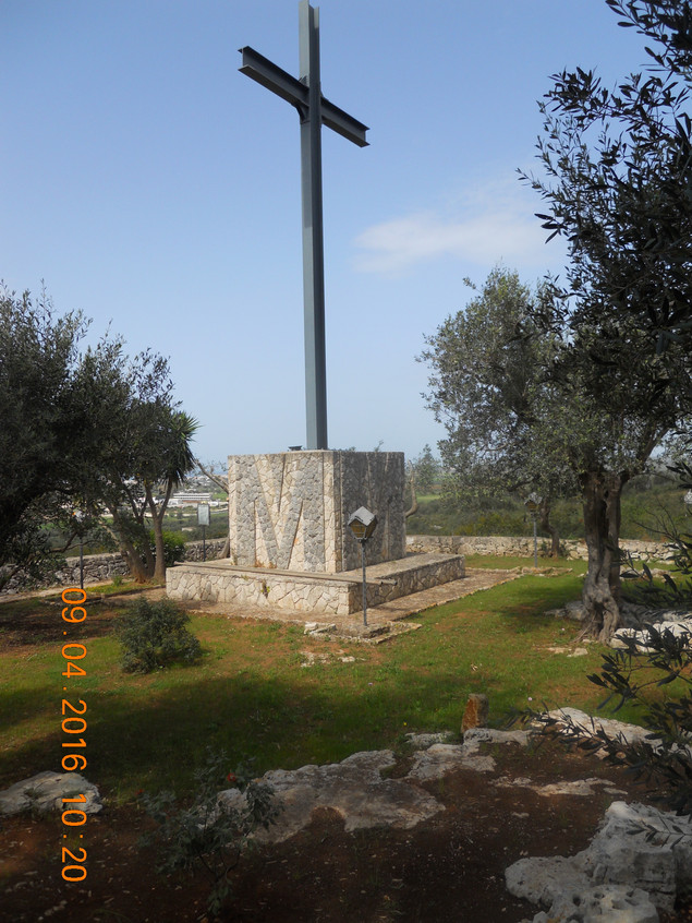 Madonna del Casale crucifix