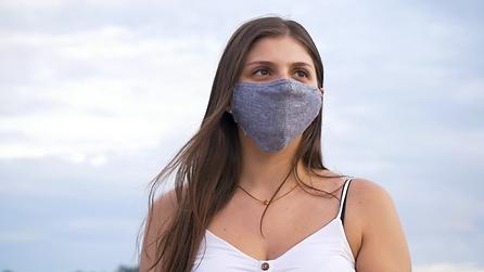 Masque gris #CanStyle Vero