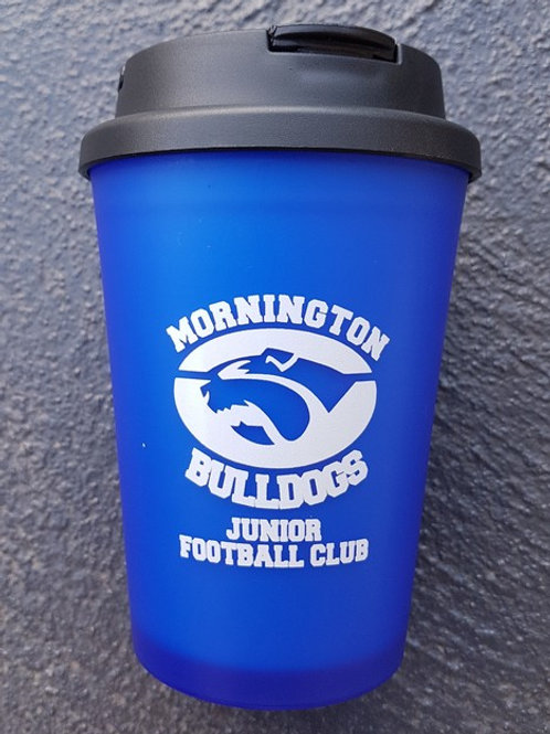 MJFC coffee cup
