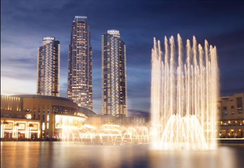 Address Fountain Veiws Dubai