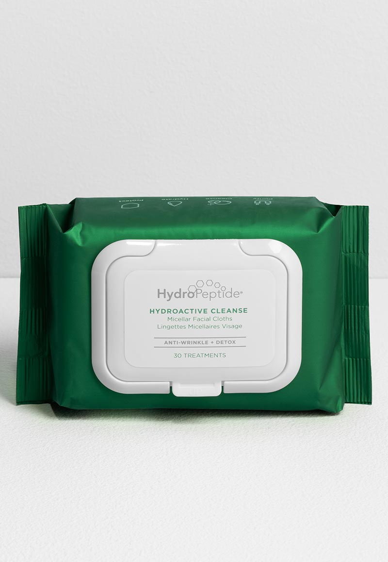 Hydroactive Cleanse Wipes
