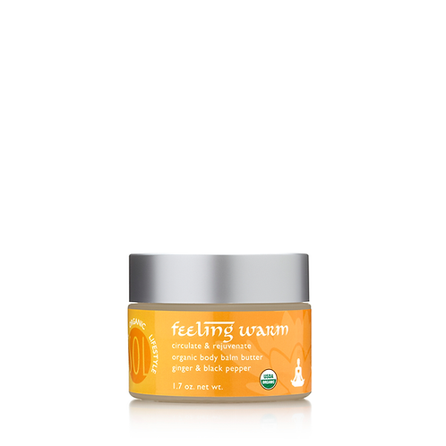 LING NY Feeling Warm Body Butter Balm