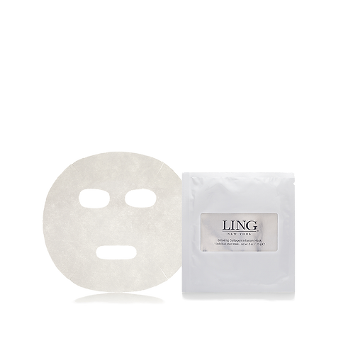 LING NY Ginseng Collagen Infusion Mask