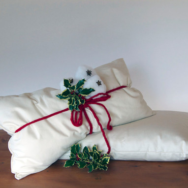 Cuscini in Cirmolo e Cotone