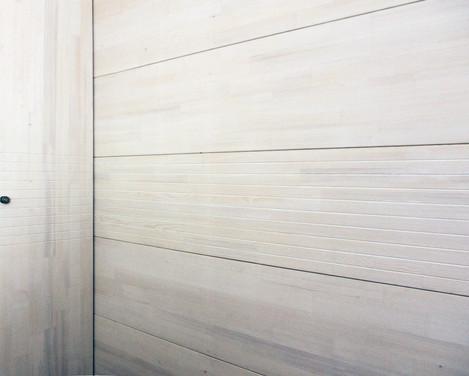 Pannellatura e armadio a muro