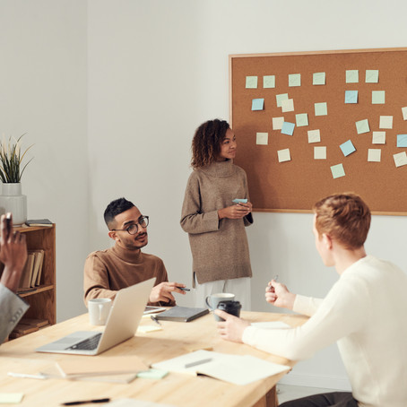 Generate Creative Ideas for your Business with Brainstorming