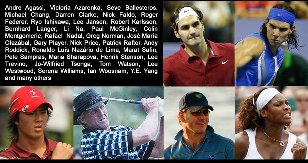 Superstar Athletes