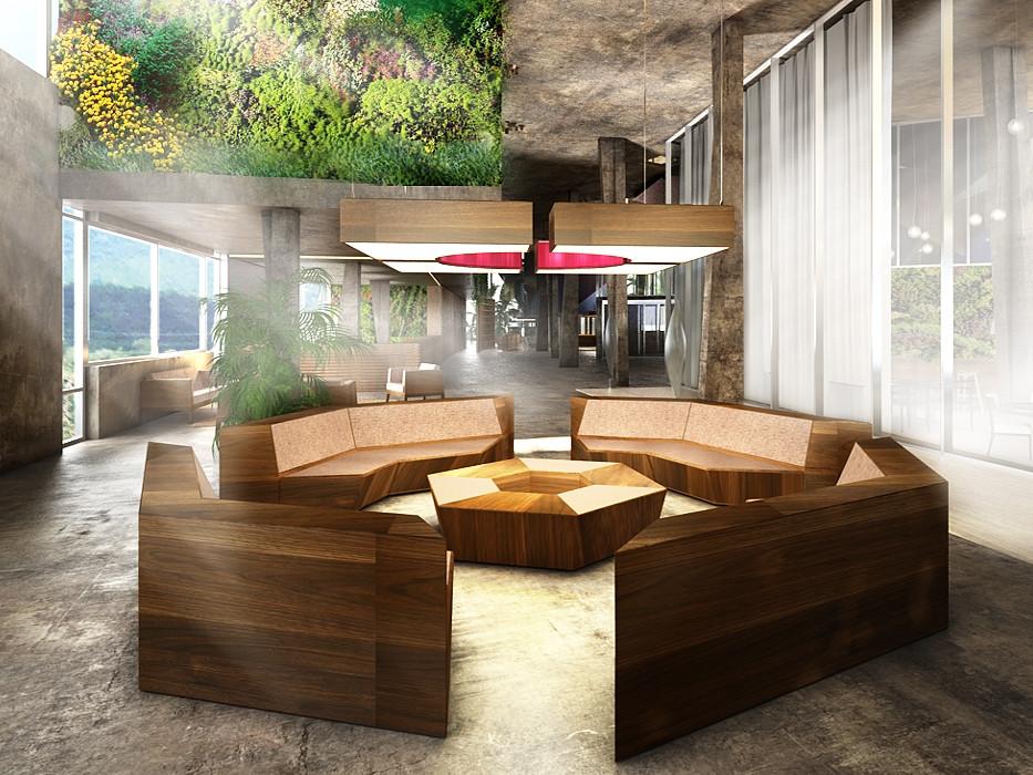 MOLEWA CHINY - FLORAL HOTEL - MIĘDZYNARODOWY KONKURS