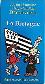 Jeu 7 familles : la Bretagne