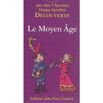 Jeu 7 familles : Moyen Age