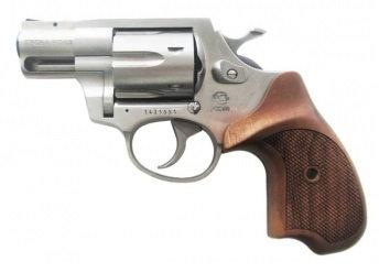 Травматический револьвер Гроза Р-02C 9 мм Р.А. нержавейка